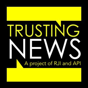 Trusting News logo